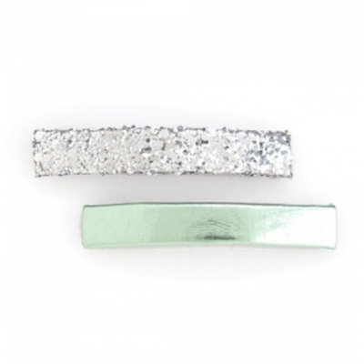 Ban.do Bobbi Set Sparkle and Shine Mint Silver