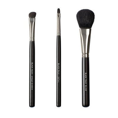 Makeover BKFT06 Vegan Love Faux Black Brush Set