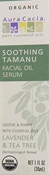 Aura Cacia Soothing Tamanu Facial Oil Serum
