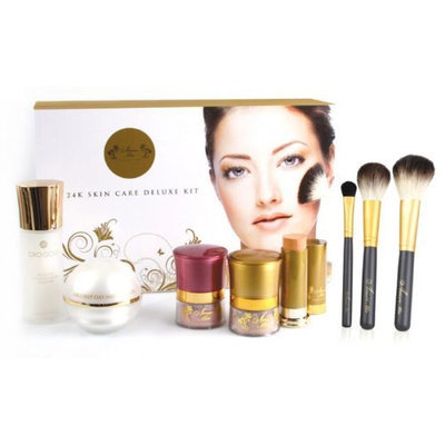 Amore Mio Cosmetics Mineral Cosmetic Deluxe Kit