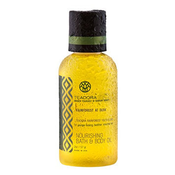 Teadora Bath and Body Oil - Rainforest At Dusk