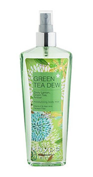 GREEN TEA DEW BODY MIST