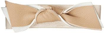 Emi Jay Leather Bow Hair Tie