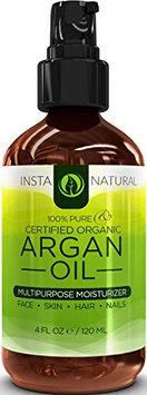 InstaNatural Organic Argan Oil - For Hair