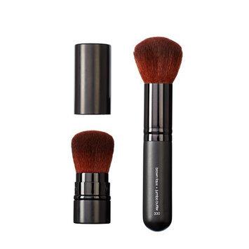Makeover Vegan Love Retractable Buki and Jumbo Buffer Brush