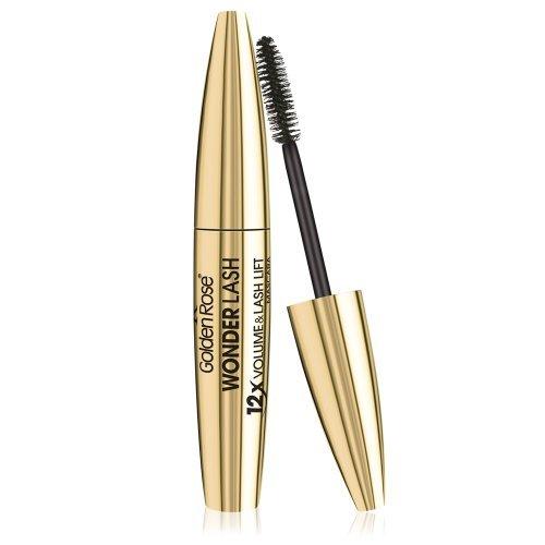 Golden Rose Cosmetics WonderLash Mascara 12x Volume and Lash Lift
