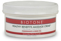 Biotone Healthy Benefits Massage Therapy Products Creme