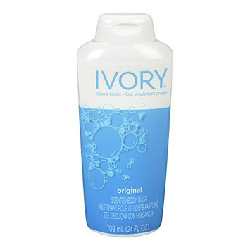 Simple Clean Simply Ivory Original Scent Body Wash
