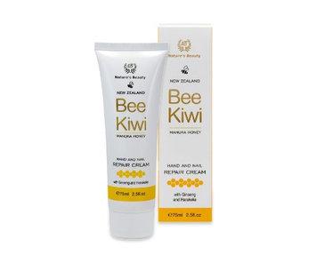 Nature's Beauty Bee Kiwi Hand and Nail Repair Cream