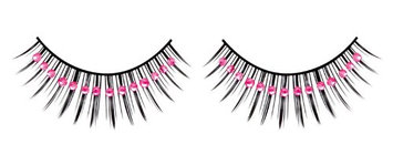 Baci Starlight Edition Style No.510 Glitter Premium Eyelashes