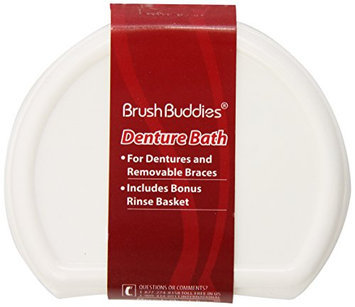 Brush Buddies Denture Bath