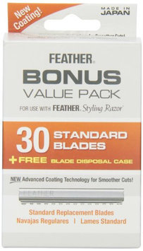 Feather Styling Razor Bonus Value Pack