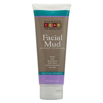 Redmond Facial Mud Hydrated Clay