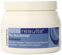 Total Results Total Results Pro Solutionist Colorsure Post Color Treatment