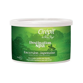 Cirepil Excursion Japonaise Green Tea Wax Tin