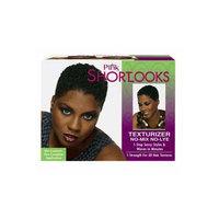 Shortlooks Luster's Pink Short Looks No-lye Texturizer Kit