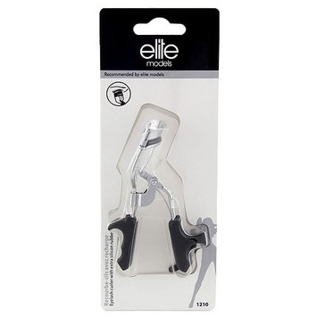 Elite Models Eyelash Curler with Comfortable Rings and Refill