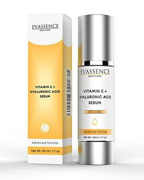 Vitamin C Serum 20% + Hyaluronic + Retinyl 1.7oz for Face Care