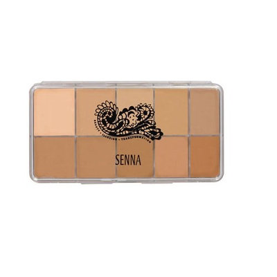 Senna Cosmetics Slipcover Palette Foundation