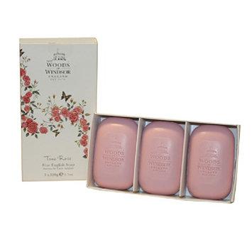 Woods of Windsor True Rose Fine English Soap for Women
