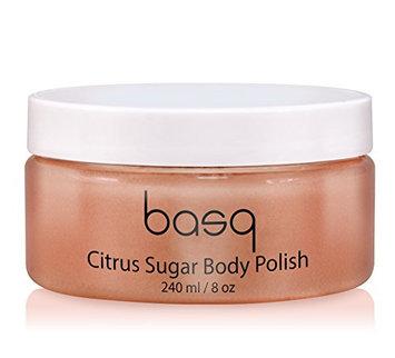 Basq Citrus Sugar Body Polish