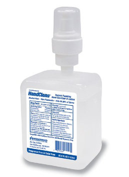 HandClens Alcohol-Free Instant Hand Sanitizer 1000ML Cartridge