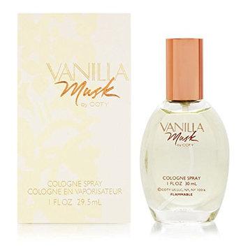 Vanilla Musk Cologne Spray by Vanilla Musk