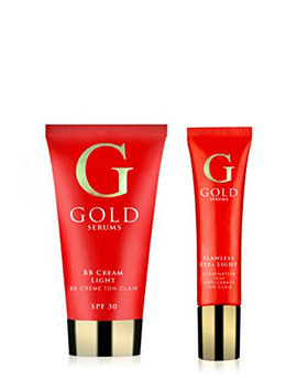 Gold Serums Light Complexion Kit