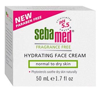 Sebamed Fragrance Free Hydrating Face Cream