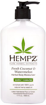 Hempz Fresh Coconut & Watermelon Herbal Moisturizer