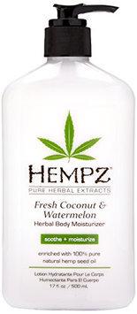 Hempz Fresh Coconut & Watermelon Herbal Moisturizer