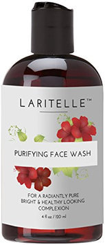 Laritelle Organic Face Wash 4 oz | Purifying
