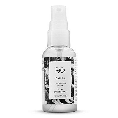 R+Co Dallas Travel Size Thickening Spray