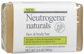 Neutrogena Naturals Face and Body Bar