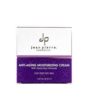 Jean Pierre Cosmetics Anti-Aging Moisturizing Cream
