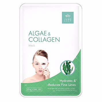JUNE LILY Algae and Collagen Beauty Firming Moisturizing Facial Mask