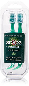 Scope Mini Toothbrushes