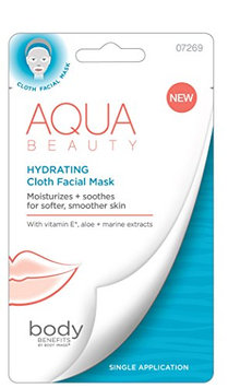 Body Benefits Hydrating Cloth Facial Mask