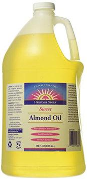 Heritage Store Almond Oil