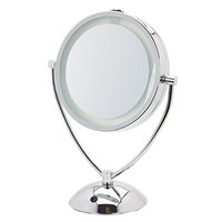 Danielle Dual Level LED Lighted Make Up Mirror