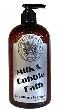 Black Canyon Bubble & Milk Bath 16 Oz (Black Currant Vanilla)