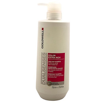 Goldwell Dualsenses Color Extra Rich Shampoo for Unisex