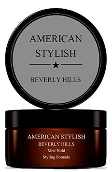 ASDM Beverly Hills American Stylish Medium Hair Pomade