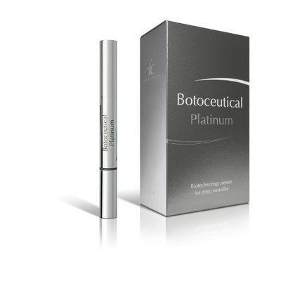 Fytofontana Cosmeceuticals Botoceutical Platinum Biotechnology Serum for Deep Wrinkles