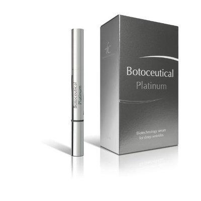 Fytofontana Cosmeceuticals Botoceutical Platinum Biotechnology Serum for Deep Wrinkles