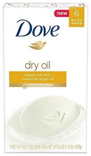 Dove 6 Piece Beauty Bar