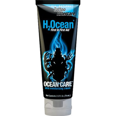H2Ocean Ocean Care Tattoo Aftercare