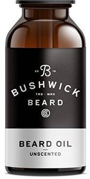 Bushwick Beard 100% Natural Unscented Beard Oil Moisturizes
