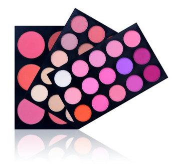 SHANY Triple Layer Blush Mania Palette