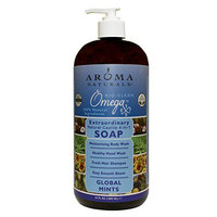 Aroma Naturals Natural Castile 4-in-1 Soap